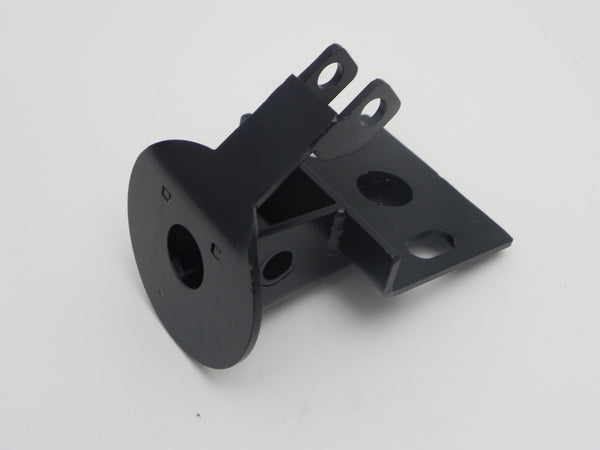 (New) 911S/ST/RS/RSR Metal Black Powder Coated Jack and Tow Hook Mounting Bracket - 1965-89