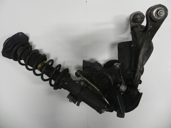 (Used) 911/993 Front Wheel Carrier, Hub and Wishbone Left 1995-98