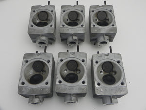 (Used) 911 3.3L Turbo Set of 6 Twin-Plug Cylinder Heads - 1978-89