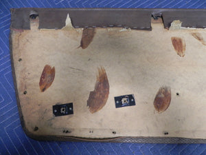 (NOS) 911 Left Rear Narrow Bumper Guard - 1974-89