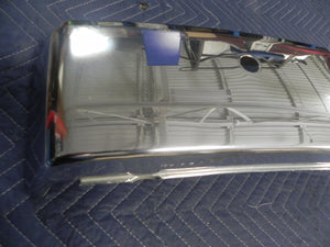 (Used) 914 Chrome Rear Bumper - 1971-73