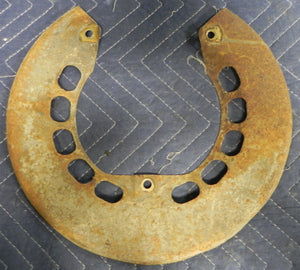 (Used) 911 Rear Brake Backing Plate - 1969-71