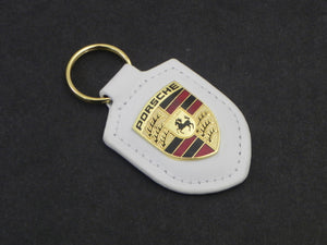 (New) White Key Fob