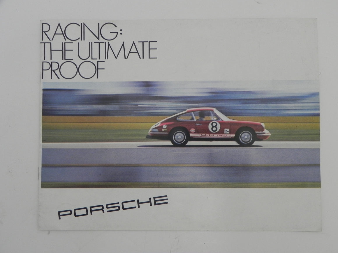(NOS) Racing: The Ultimate Proof Pamphlet