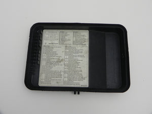 (Used) 944 Fuse Box Cover - 1982-91