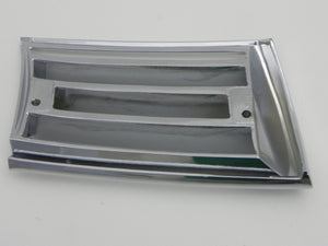 (New) 911/912 Left Hand Chrome Horn Grille - 1969-72