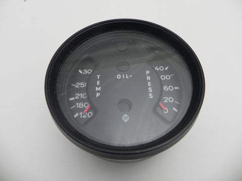 (Used) 911 Combination Oil Gauge 1974-76