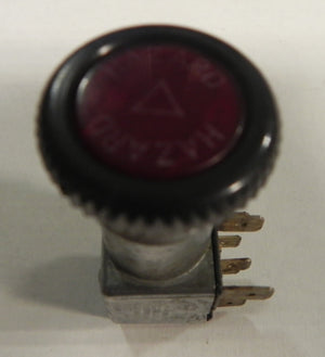 (Used) 914 Hazard Warning Light Switch - 1970-76