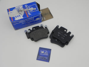(New) 996/997 Rear Brake Pad Set - 2001-08
