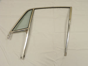 (Used) 911/912/930 Coupe Driver's Side Window Support Frame - 1969-79
