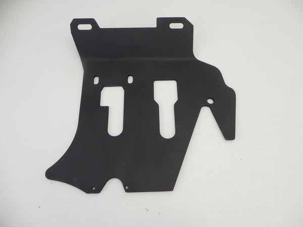 (New) 911 Coupe Hybrid Driver's Side Bent Pedal Board - 1974-89