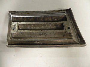 (Used) 911/912 Pair of Chrome Horn Grilles - 1969-72
