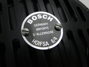 (New) 356 Pair of 6v Bosch Horns - 1950-65