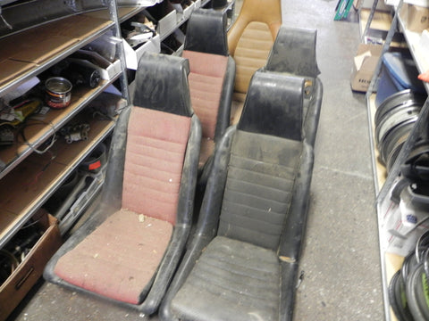 (Used) 914 Seats Complete - 1970-76