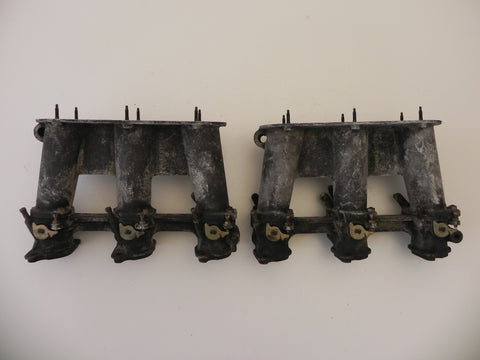 (Used) 911E MFI Magnesium Stacks & Throttle Bodies