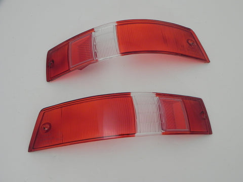 (New) 911/912 Pair of Concours-like SWB USA Lenses - 1965-68