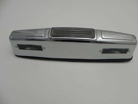(New) 356 Shine Up License Plate Reverse Light Assembly - 1957-59