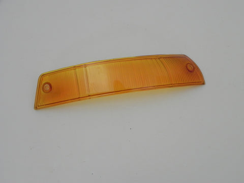 (New) 911/912 Concours-Like Right Front USA Turn Signal Lens - 1965-68