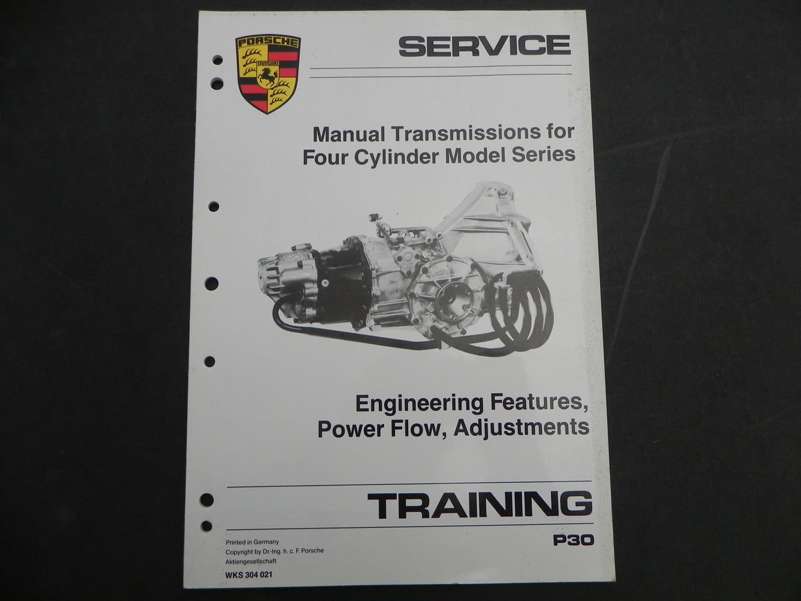 (Used) 924/944 Transmission Engineering, Power Flow, Adjustments