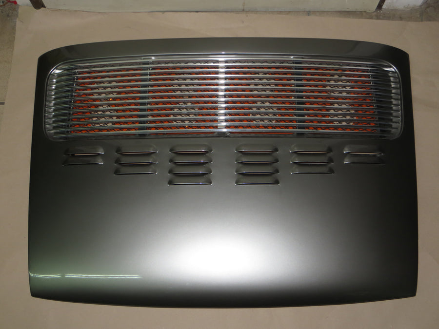 (New) 911 Light Protective Rear Grille Cover - 1965-95