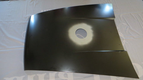 (New) 911 Steel Front Hood w/ Hole for Fuel Tank - 1965-73
