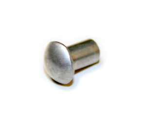 (New) 356 Pre-A/A/BT5 Aluminum Rivets for Seat Rail Springs - 1950-61