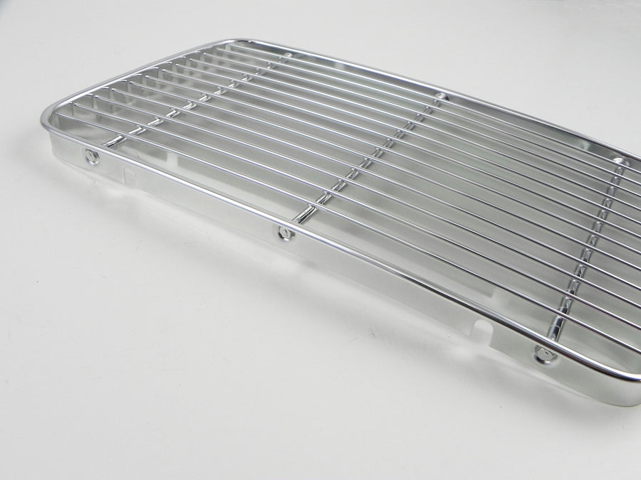 (New) 356 Curved Engine Grille - 1950-65