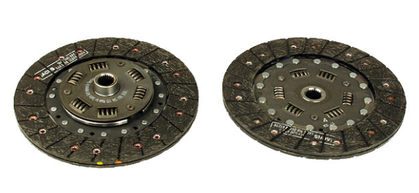 (New) 914/914-6/912E Clutch Friction Disc 1970-76