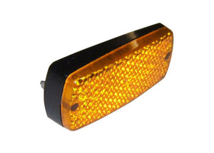(New) 911/912 Amber Front Side Reflector - 1968