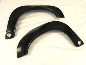 (New) Carrera RS Left and Right Rear Fender Flare Set - 1969-73
