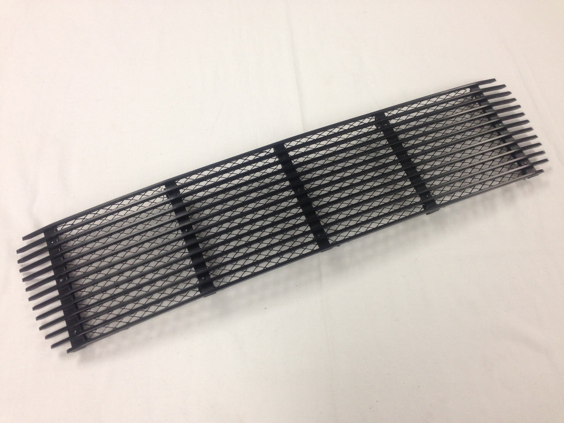 (New) 911 Black 5 Bar Engine Lid Grille - 1972-73