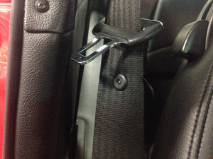 (New) Black Seat Belt Stopper