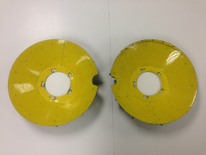 (Used) Racing Wheel Fans
