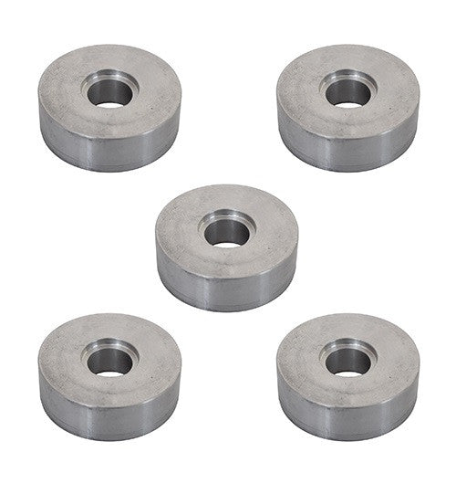 (New) 356 Carrera-Style 15mm Wheel Spacer Set - 1950-65