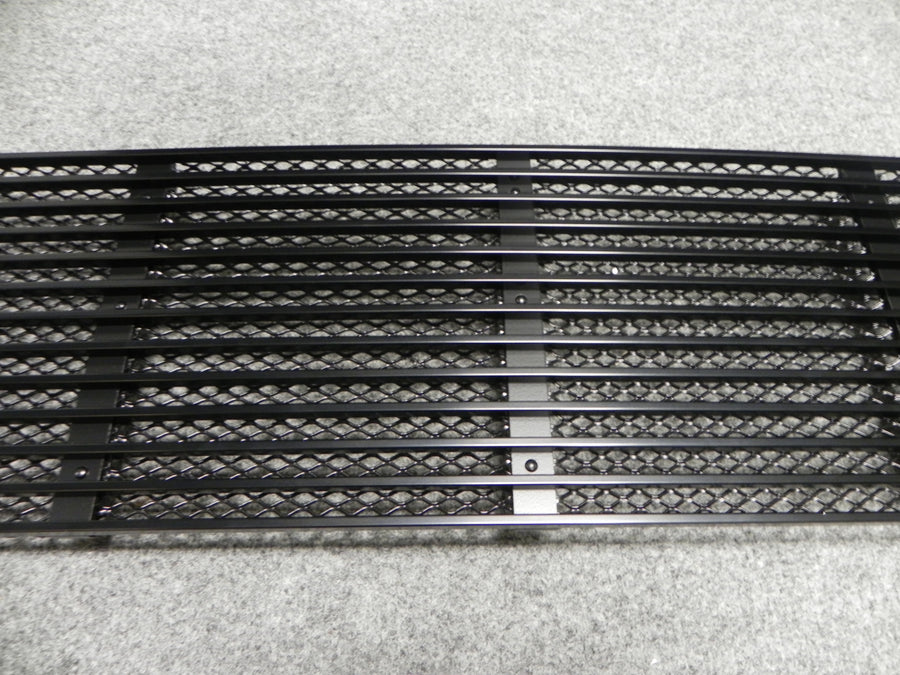 (New) 911 Porsche Black 5 Bar Engine Lid Grille - 1972-73