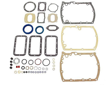 (New) 356/912 Engine Block Gasket Set - 1950-69