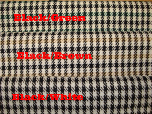 (New) 356/911/912/914 Houndstooth Cloth by the Meter