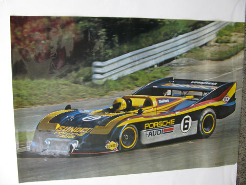 917-30 KL Donahue Sunoco Poster