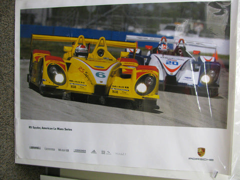 RS Spyder Alms Poster