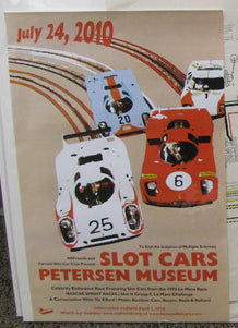 Peterson Museum SLDT Cars 12x20