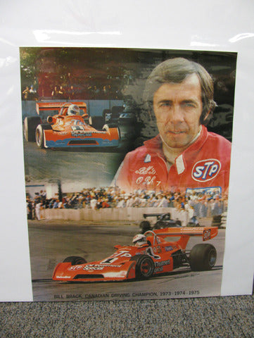 Bill Brack Canadian SV Champ Posters