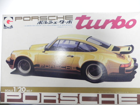 Eidai 1/24 911 Turbo Street Car