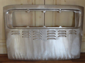 (New) Steel Rear Engine Lid with Louvers- 1965-94
