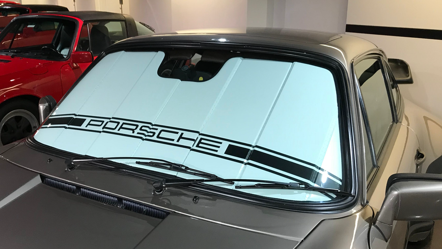 (New) 911/912/930/964/993 Windshield Sunshade for Classic Porsches - 1965-98
