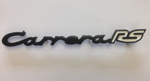 (New) Genuine Porsche 911 Carrera RS Emblem - 1970-73