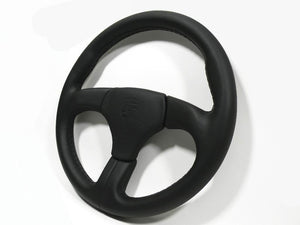 (New) 944/968 Sport Leather Steering Wheel - 1986-95