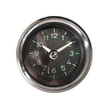 (New) 356 VDO-Style Quartz Dash Clock 60mm - 1950-65