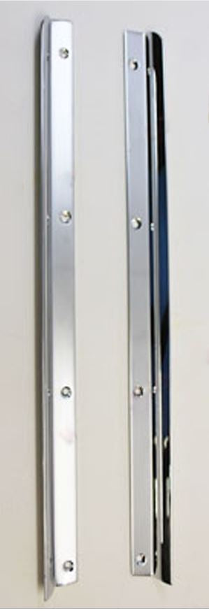 (New) 356 A/B/C Pair of Rain Channels - 1957-65