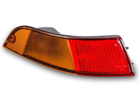 (New) 993 Amber/Red European Rear Left Tail Light Assembly - 1994-98