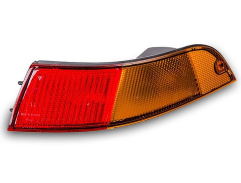 (New) 993 Amber/Red European Rear Right Tail Light Assembly - 1994-98